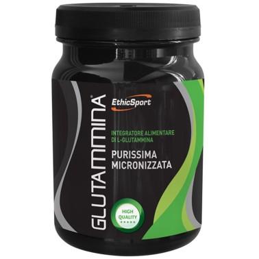 ETHIC SPORT Glutammina 300 gr Glutamina Kyowa Micronizzata in vendita su Nutribay.it