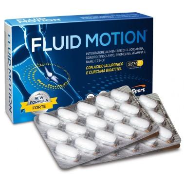 ETHIC SPORT FLUID MOTION 30 cpr Integratore per Articolazioni in vendita su Nutribay.it