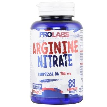 PROLABS Arginine Nitrate 88 cpr Arginina Pre Workout in vendita su Nutribay.it