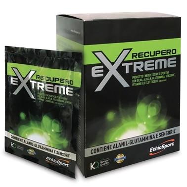 ETHIC SPORT Recupero Extreme con Aminoacidi Bcaa Kyowa Vitamine B6 c + Glutamina in vendita su Nutribay.it