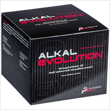 BIG ONE Evolution ALKAL 50 bustine Potente Alcalinizzante in vendita su Nutribay.it