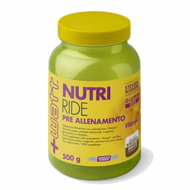 +WATT Nutri Ride 500 gr. Formula Completa Pre e Intra Allenamento in vendita su Nutribay.it