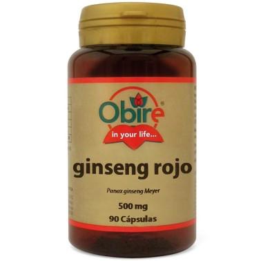 OBIRE GINSENG ROSSO 90 caps Energizzante Antistress - RIMEDI NATURALI in vendita su Nutribay.it