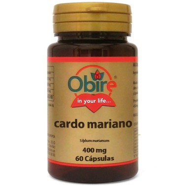 OBIRE CARDO MARIANO 60 caps Depurativo Purificante in vendita su Nutribay.it