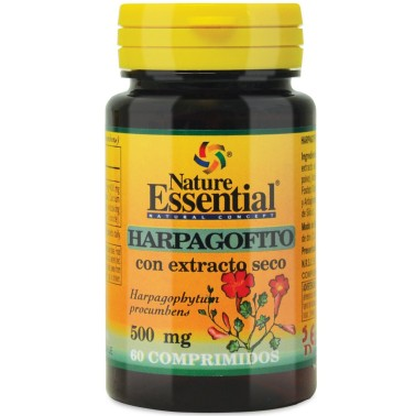 NATURE ESSENTIAL artiglio del diavolo Harpagofito 60 c. per dolori Articolazioni in vendita su Nutribay.it