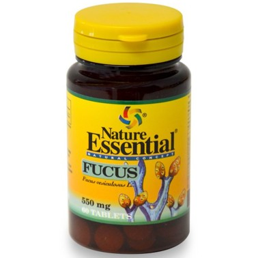 NATURE ESSENTIAL FUCUS 60 cpr INTEGRATORE DIMAGRANTE COLESTEROLO CELLULITE - RIMEDI NATURALI in vendita su Nutribay.it
