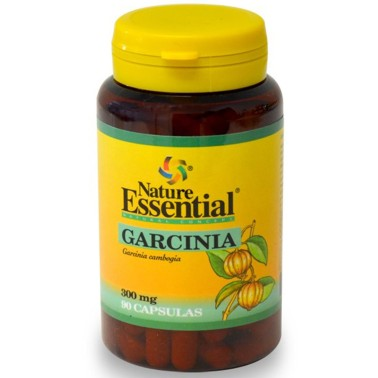 NATURE ESSENTIAL GARCINIA Cambogia Hca 90 caps Bruciagrassi Dimagrante in vendita su Nutribay.it