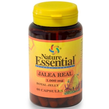 NATURE ESSENTIAL PAPPA REALE 60 caps Tonico Ricostituente difese immunitarie in vendita su Nutribay.it