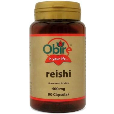 OBIRE REISHI Ganoderma lucidum 400 Mg - 90 Cps Integratore difese immunitarie, antinfiammatorio - RIMEDI NATURALI in vendita ...