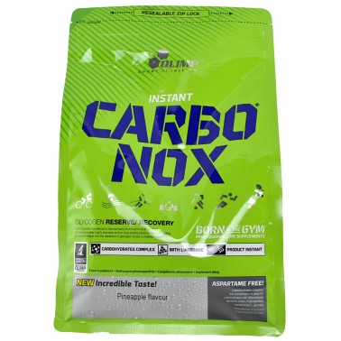 OLIMP Carbo Nox 1 kg carboidrati arginina e vitamine in vendita su Nutribay.it
