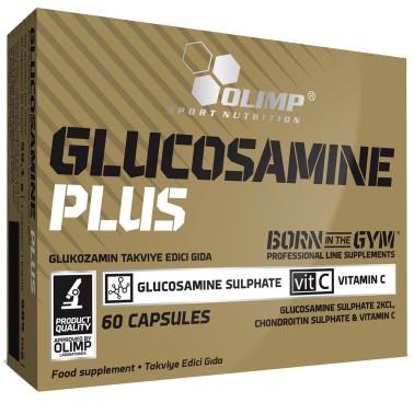 OLIMP Glucosamine Plus 60 caps Glucosamina e Condroitina benessere Articolazioni in vendita su Nutribay.it