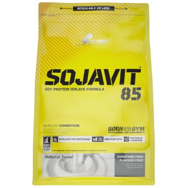 OLIMP Sojavit 85 700 gr proteine isolate della soia in vendita su Nutribay.it
