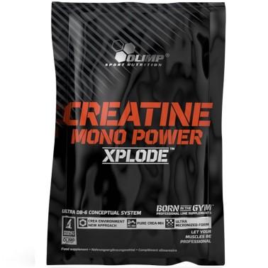OLIMP CREATINE MONO POWER XPLODE 250 g creatina con vitamine D e B6 - CREATINA in vendita su Nutribay.it