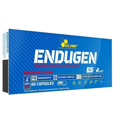 OLIMP Endugen 60 cps Potente Energetico in vendita su Nutribay.it