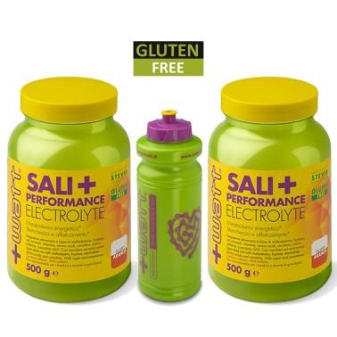 +WATT Sali+ PERFORMANCE 1 kg Ipotonica Sali Minerali e Vitamine Potassio Magnesio in vendita su Nutribay.it