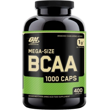 On Optimum Nutriton Bcaa 1000 Caps 400 cps. Aminoacidi Ramificati in vendita su Nutribay.it