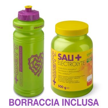+WATT Sali+ 500g Sali Minerali Ipotonica con Magnesio , Potassio e Maltodestrine in vendita su Nutribay.it