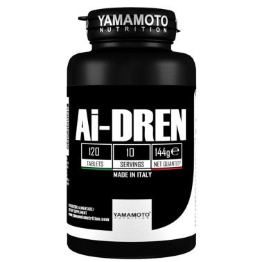 Ai-DREN di YAMAMOTO NUTRITION - 120 cpr - 10 dosi in vendita su Nutribay.it