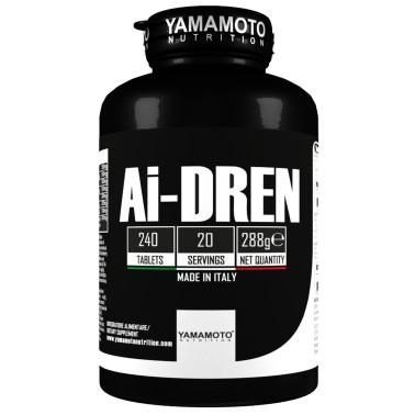 Ai-DREN di YAMAMOTO NUTRITION - 240 cpr - 20 dosi in vendita su Nutribay.it