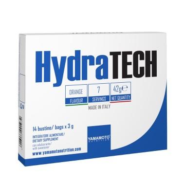 HydraTECH di YAMAMOTO NUTRITION - 14 bustine - 7 dosi in vendita su Nutribay.it