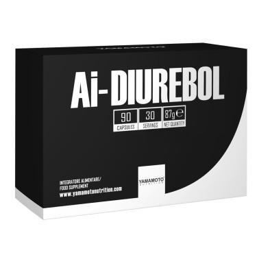 Ai-DIUREBOL di YAMAMOTO NUTRITION - 90 cps - 30 dosi in vendita su Nutribay.it