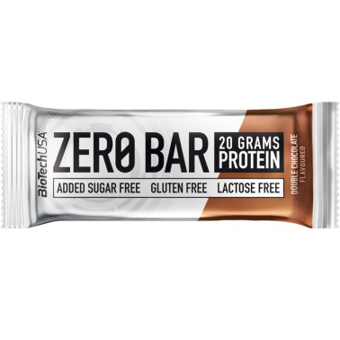 BIOTECH USA Zero Bar - Barretta Proteica da 50 gr. in vendita su Nutribay.it