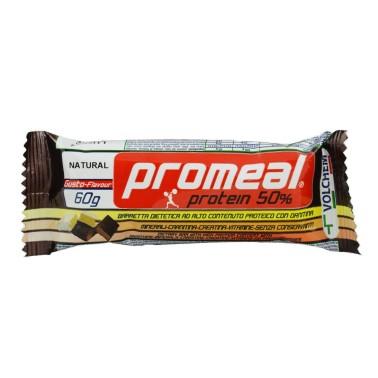 VOLCHEM Promeal 50% Protein - 1 Barretta 60 gr - BARRETTE in vendita su Nutribay.it
