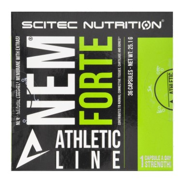 SCITEC NUTRITION Athletic Line NEM Forte - 36 caps in vendita su Nutribay.it