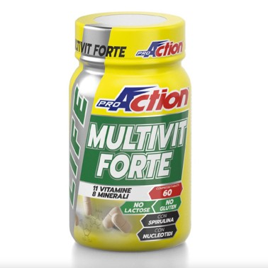 PROACTION Multivit Forte - 60 cpr in vendita su Nutribay.it