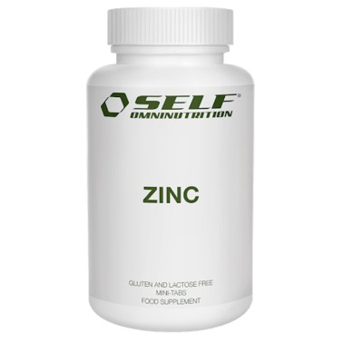 SELF OMNINUTRITION Zinc - 100 tab in vendita su Nutribay.it