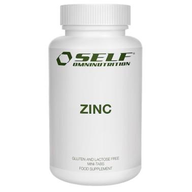 SELF OMNINUTRITION Zinc - 100 tab in vendita su Nutribay.it