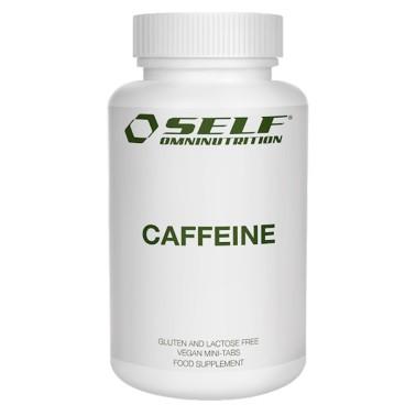 SELF OMNINUTRITION Caffeine - 100 tabs - CAFFEINA in vendita su Nutribay.it
