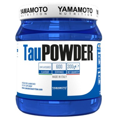 Tau POWDER di YAMAMOTO NUTRITION - 300 gr - TAURINA in vendita su Nutribay.it