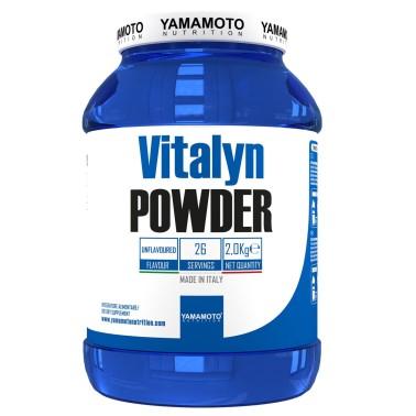 Vitalyn POWDER di YAMAMOTO NUTRITION - 2000 gr VITARGO - CARBOIDRATI - ENERGETICI - in vendita su Nutribay.it