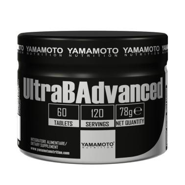 Ultra B Advanced di YAMAMOTO NUTRITION - 60 cpr - 120 dosi - VITAMINE - in vendita su Nutribay.it