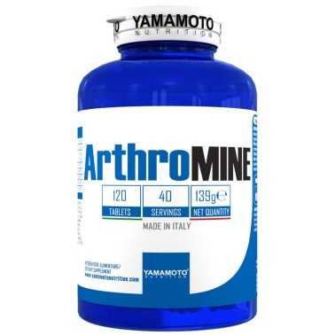 ArthroMINE di YAMAMOTO NUTRITION - 120 cpr in vendita su Nutribay.it