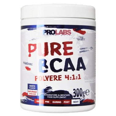 PROLABS Pure BCAA 4:1:1 - 300 gr in vendita su Nutribay.it