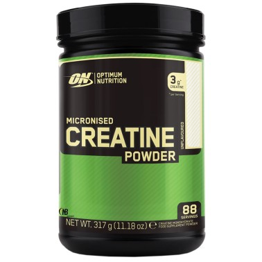 ON Optimum Nutrition Creatine Powder 317 gr. Creatina Monoidrata Micronizzata in vendita su Nutribay.it