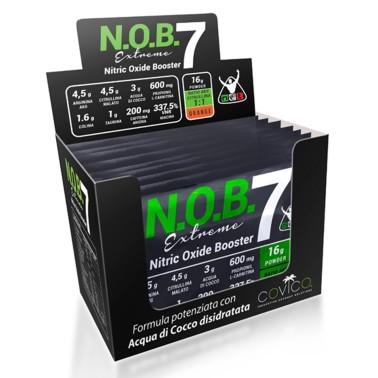 NET INTEGRATORI Arginina Pre Allenamento N.O.B. 7 EXTREME - BUSTA MONODOSE in vendita su Nutribay.it