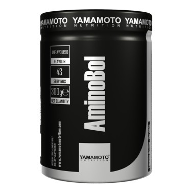 AminoBol di YAMAMOTO NUTRITION 300 gr Bcaa Kyowa 8:1:1 e Sustamine - POST WORKOUT COMPLETI in vendita su Nutribay.it