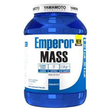 Emperor MASS New Formula di YAMAMOTO NUTRITION 2500 gr - GAINERS AUMENTO MASSA in vendita su Nutribay.it