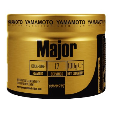 Major di YAMAMOTO NUTRITION 100 gr. TRIBULUS MACA E DAA - TONICI in vendita su Nutribay.it