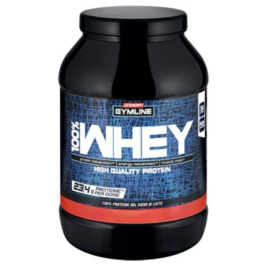 ENERVIT Gymline 100% Whey Protein 900 gr in vendita su Nutribay.it