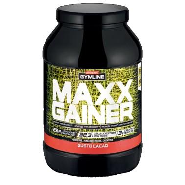 ENERVIT Gymline Muscle Maxx Gainer - Miscela di Proteine e Carboidrati con Vitamine e Cretatina - Home in vendita su Nutribay.it