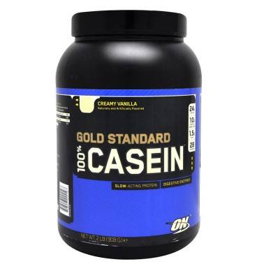 ON OPTIMUM NUTRITION 100% Casein Gold Standard - 908 gr. in vendita su Nutribay.it