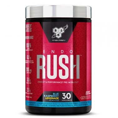 BSN SUPPLEMENTS Endorush DNA 495 gr. PRE ALLENAMENTO in vendita su Nutribay.it