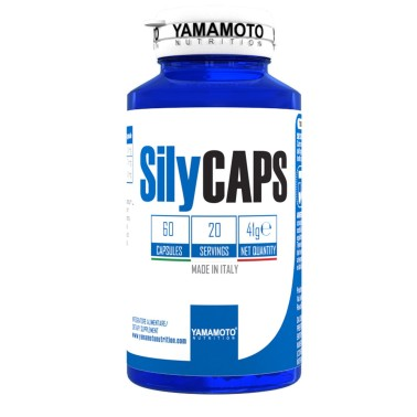 Sily Caps di Yamamoto Nutrition 60 cps. in vendita su Nutribay.it