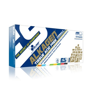 OLIMP Alkagen Tissue Acid Free Formula - 120 cps in vendita su Nutribay.it