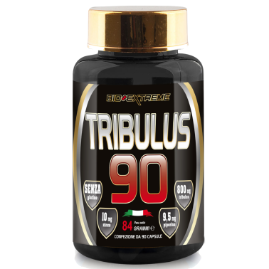 BIO-EXTREME SPORT NUTRITION Tribulus 9.0 - 90 caps - TONICI in vendita su Nutribay.it