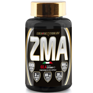 BIO-EXTREME SPORT NUTRITION ZMA Plus - 90 caps - TONICI in vendita su Nutribay.it